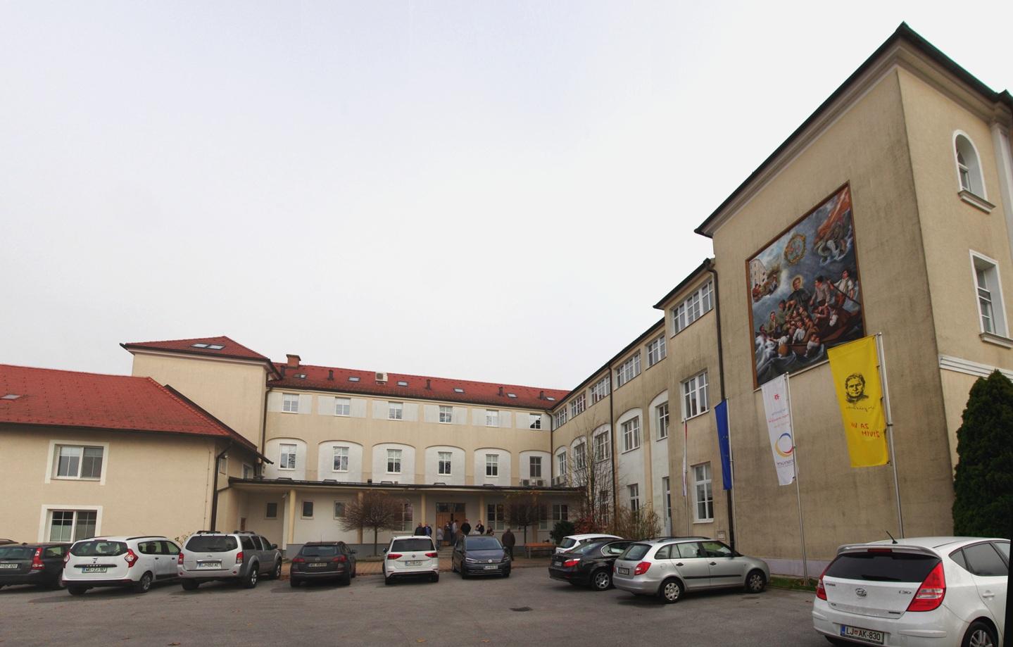 Salesiánský dům ve Veržej