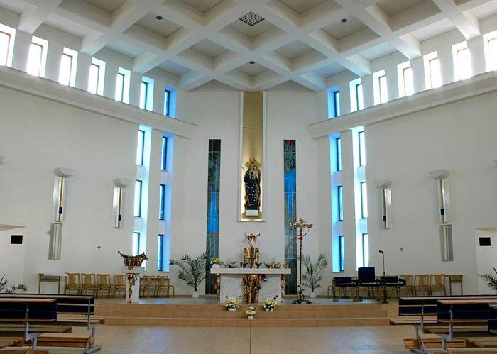 Kostel Zlín Jižní Svahy