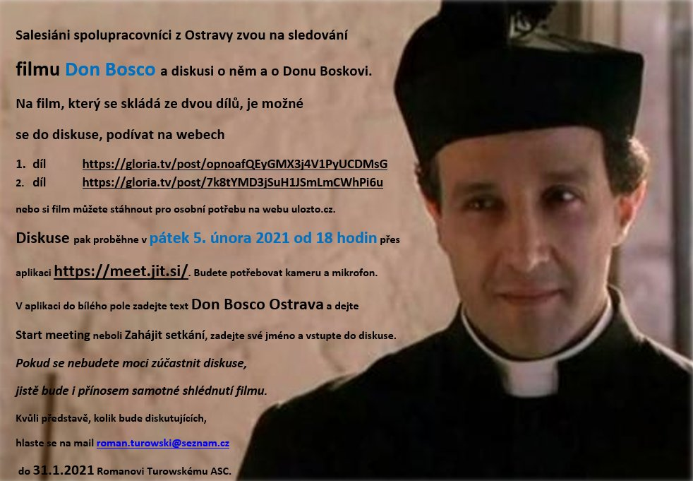 Film o Donu Boskovi