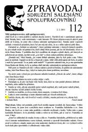 Zpravodaj �. 112