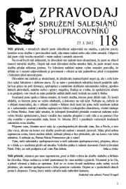 Zpravodaj �. 118