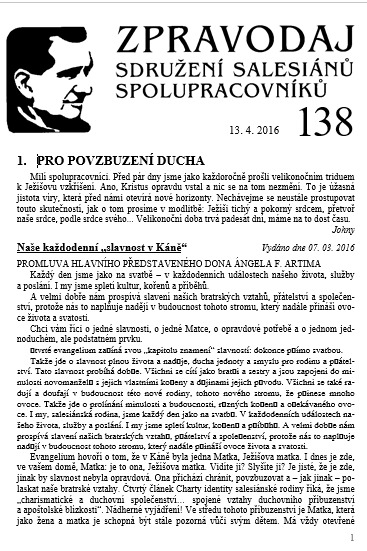 Zpravodaj �. 138