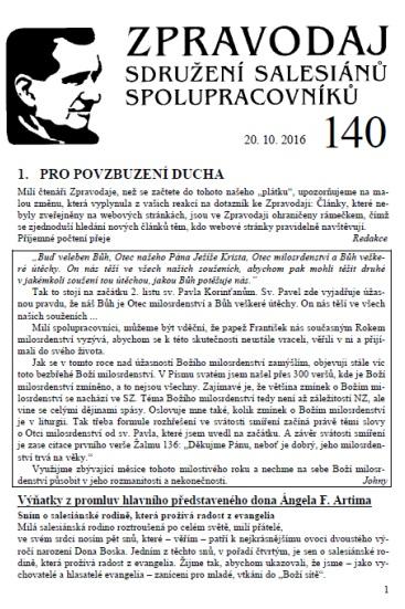 Zpravodaj �. 140