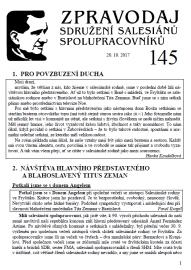 Zpravodaj č. 145